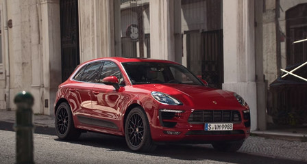 The new Macan GTS. Life, intensified.