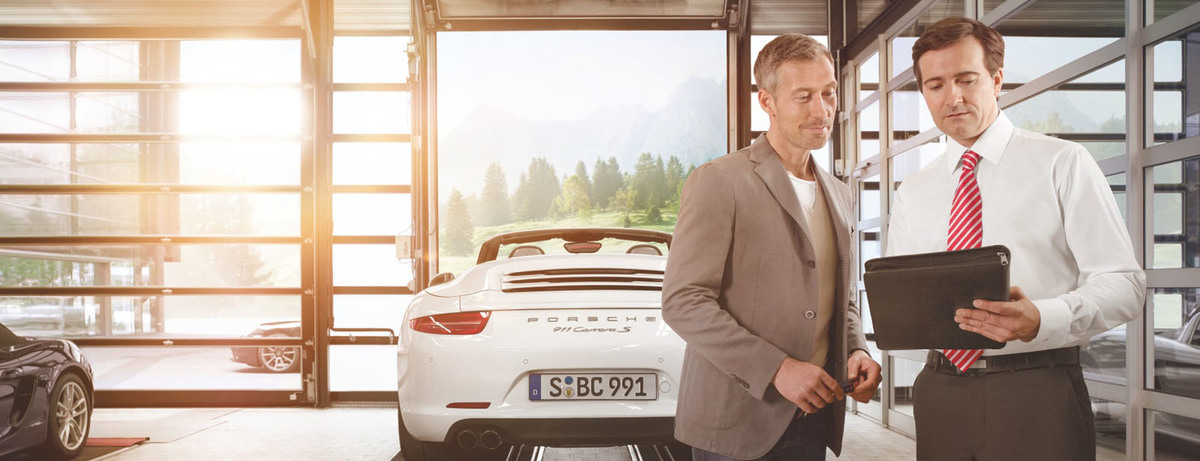 Porsche Centre Cambridge Porsche Warranty Assistance - Porsche roadside assistance