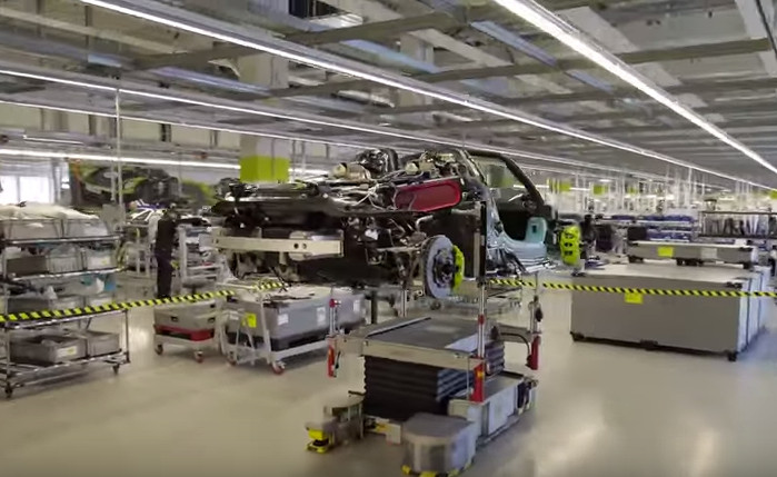 918 Spyder manufactory: behind-the-scenes